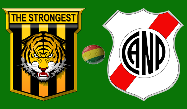 En vivo The Strongest vs. Nacional Potosí