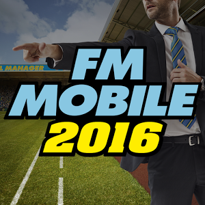 Football Manager Mobile 2016 Android Apk