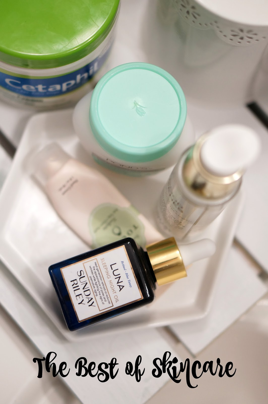 Rebecca Lately The Best of Skincare Tag