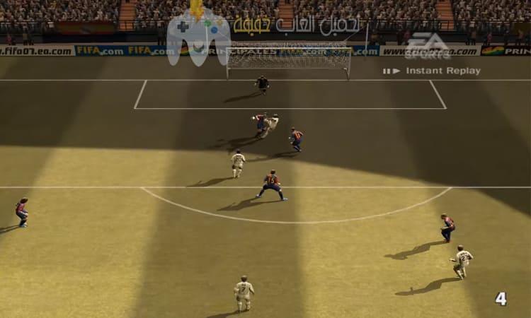 تحميل لعبة فيفا 2007 للكمبيوتر