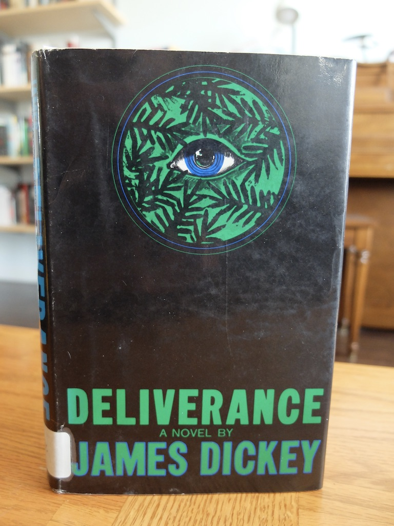 Two Hectobooks: 42  Deliverance by James Dickey