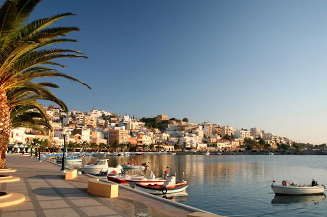 Fuso horário mês a mês em Creta
