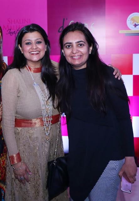 Kanika Sethi Babbar & Konia Khanna-