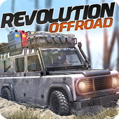 Revolution Offroad Mod Apk v1.0.4 Unlimited Money Terbaru
