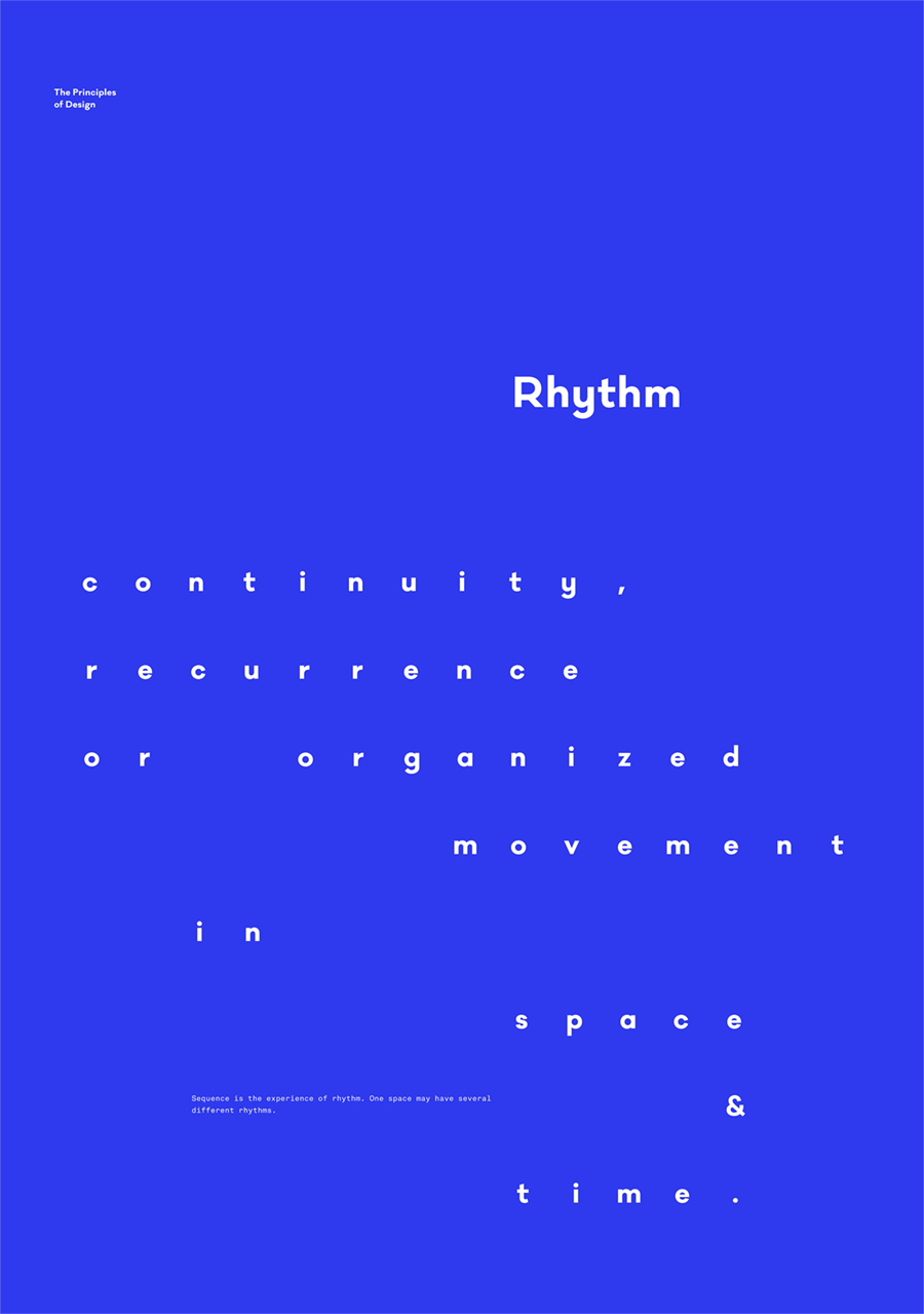 Rhythm-Principles-of-Design-poster-Gen-Design-Studio