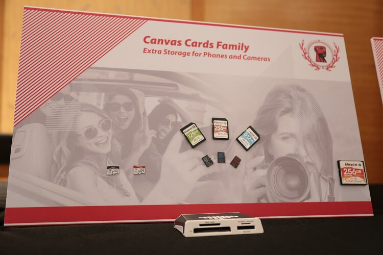 Canvas Cards Family