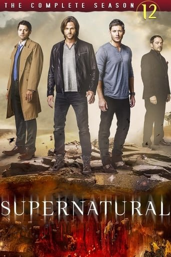 Sobrenatural Temporada 12 audio latino