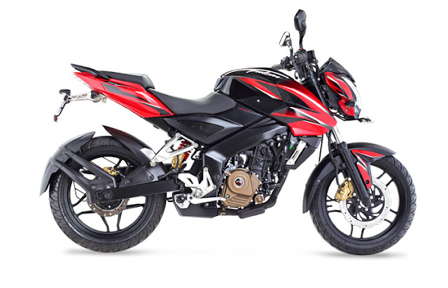 bajaj-pulsar-200ns-red-side