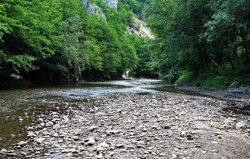 Природа курорта Сербии