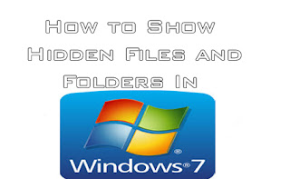 How to Show Hidden Files and Folders In Windows 7 How%2Bto%2BShow%2BHidden%2BFiles%2Band%2BFolder%2BIn%2BWindows%2B7