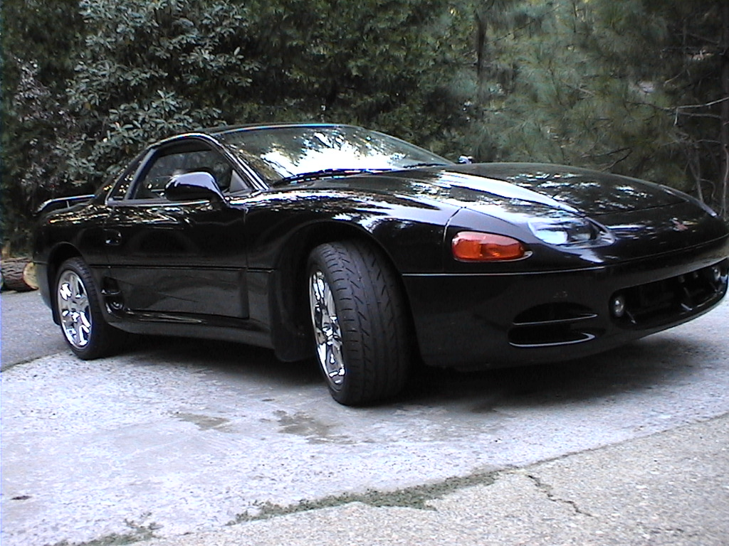 Car High Performance Mitsubishi 3000gt Vr 4