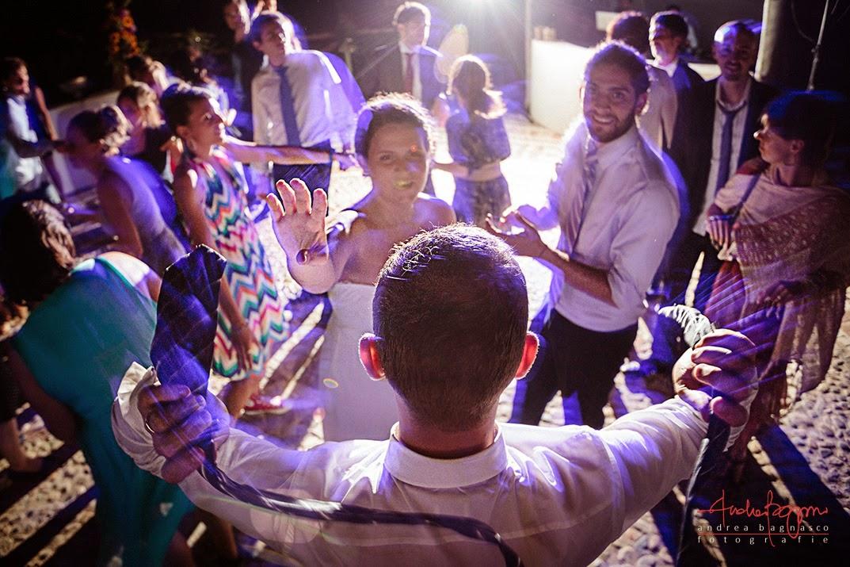 balli matrimonio alla tenuta la Ginestra Le Manie