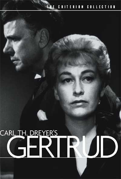 Gertrud (1964), Directed by Carl Theodor Dreyer, Denmark