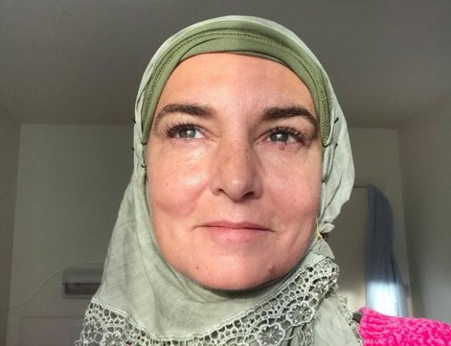 Memeluk Agama Islam, Sinead O'Connor : Saya Bangga Menjadi Seorang Muslim