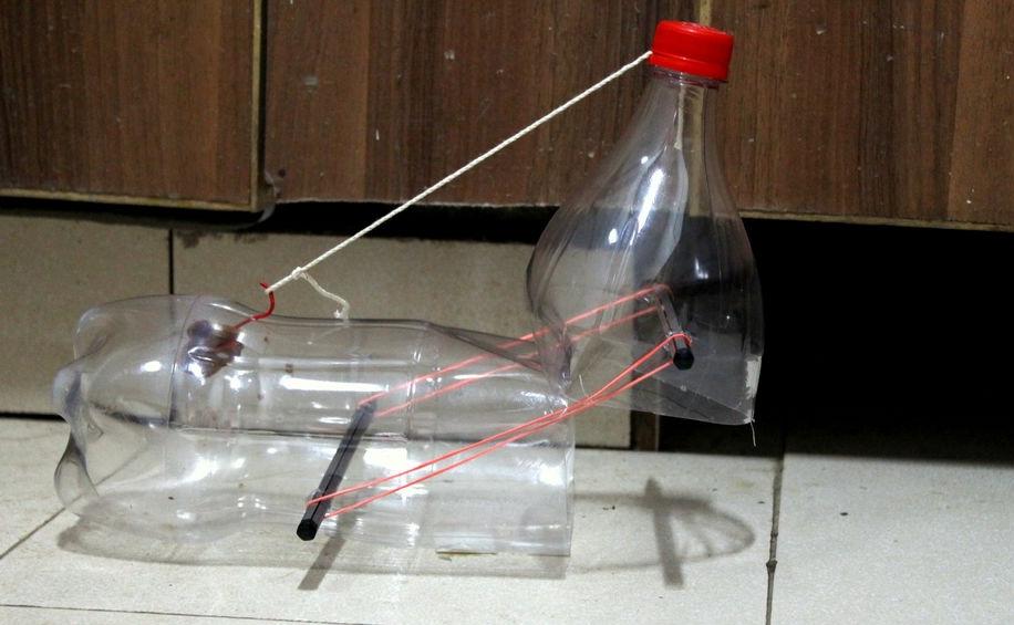 Tutorial c mo hacer una trampa para ratones casera tu - Como eliminar ratones ...