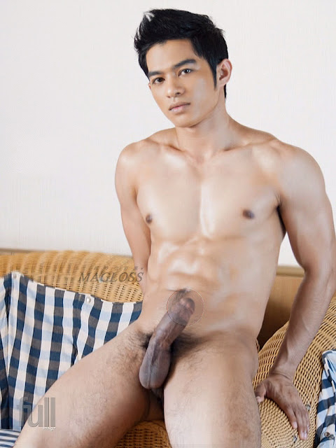 naked model gay thai