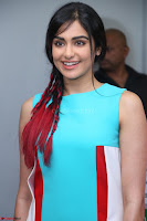 Adah Sharma Trendy Look at the Launch of OPPO New Selfie Camera F3 ~  Exclusive 099.JPG