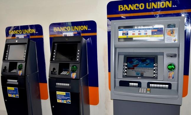 El nuevo desfalco se hizo en los cajeros ATM / WEB