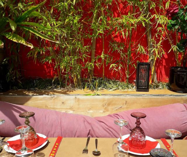 Andaman Sky Bar.