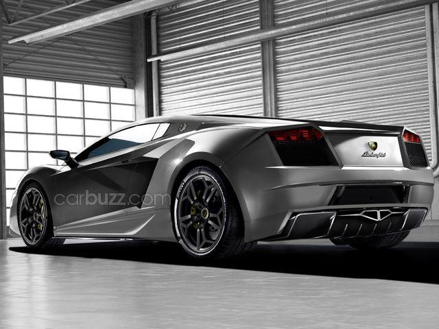 Lamborghini+Cabrera+rear