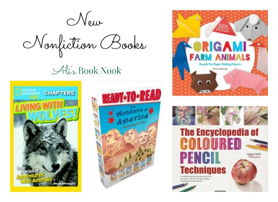 New Nonfiction Books December 13 art and kids books
