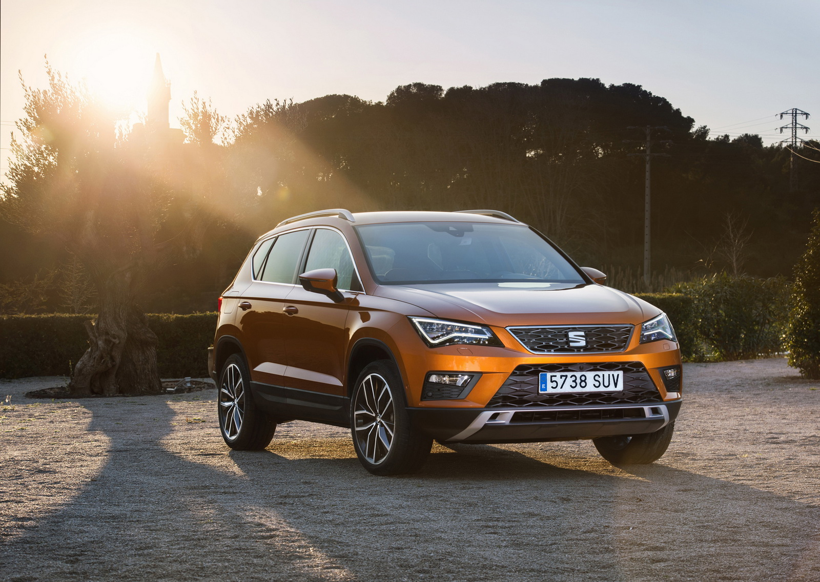 Seat Suv Range Seat Details Uk Range Of The New Ateca Suv Carscoops