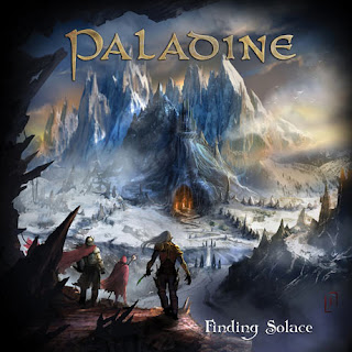 "Paladine - ""Paladine"" (lyric video) from the album ""Finding Solace"""