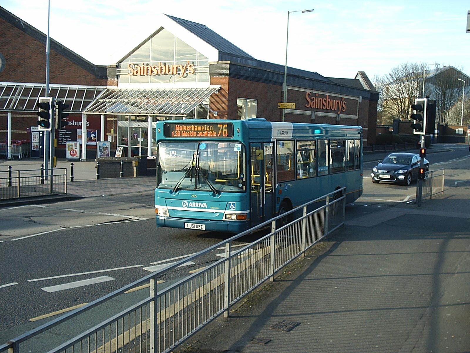 Broad Street Car Park Stafford