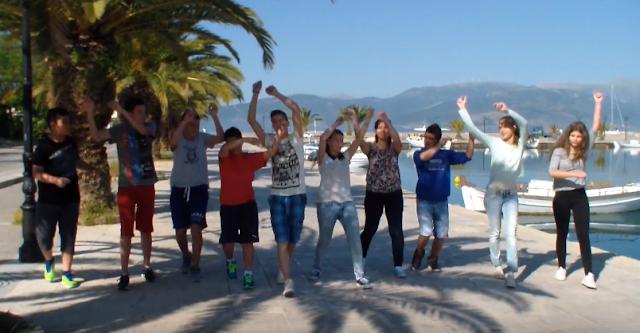 «Happy in Nafplio» - Εξαιρετικό βίντεο από το 1ο Γυμνάσιο Ναυπλίου (βίντεο)