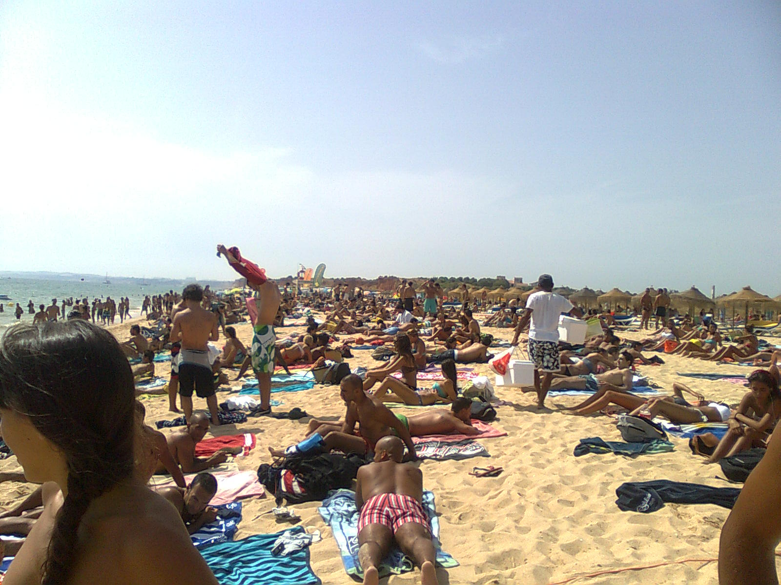 Livin' Portugal - night and day: Falésia Beach - Vilamoura