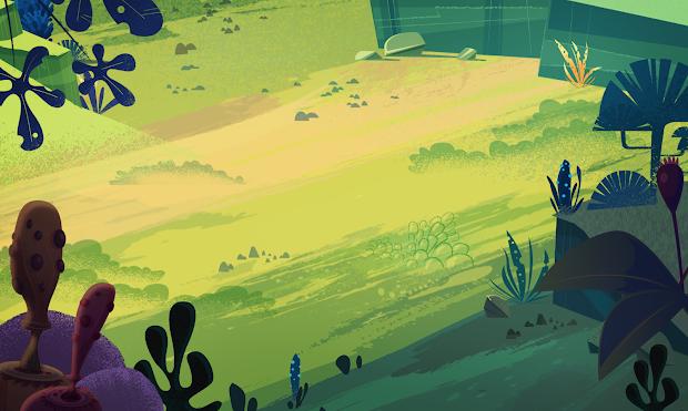 Cartoon Background Design