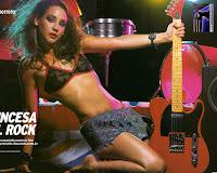 Daniela Herrero rock