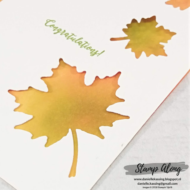 Stampin' Up! Seasonal Layers Thinlits Dies