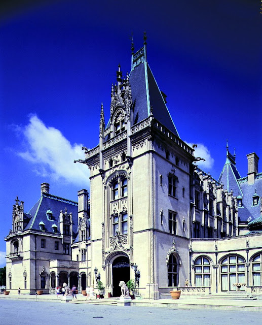 historic biltmore estate, north carolina's biggest tourist attraction