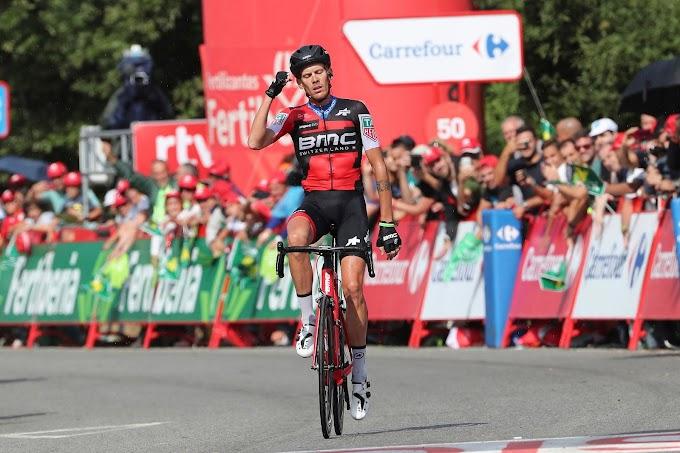 Vuelta a España 2018 - 11ª etapa