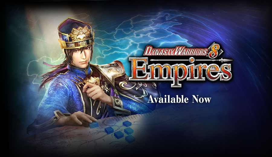 Dynasty Warriors 8 Empires PC Download Poster
