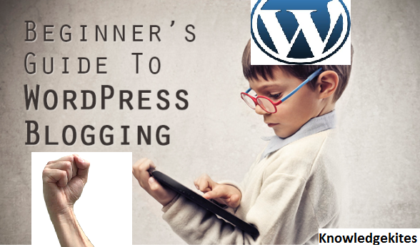 WordPress as a website for beginner