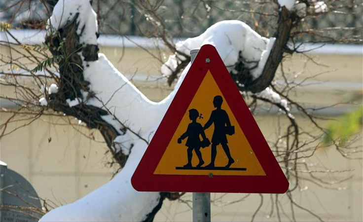 Κλειστά τα σχολεία την Τετάρτη και στην Αλεξανδρούπολη