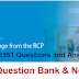 FULL MRCP Question Bank & Notes Collection (All 18351 Questions and Answers)