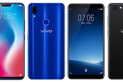 5 HP VIVO Terbaru 2019 Beserta Harga & Spesifikasi