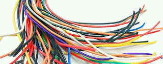 Different Colors Of Electrical Cables