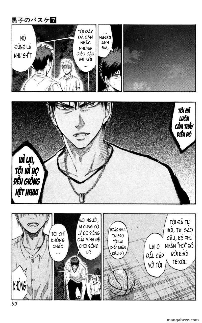 Kuroko No Basket chap 057 trang 14