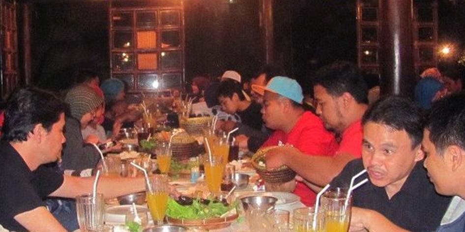 Tempat Buka Bersama Puasa di Bandung
