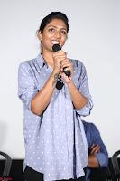 Poojita Super Cute Smile in Blue Top black Trousers at Darsakudu press meet ~ Celebrities Galleries 009.JPG