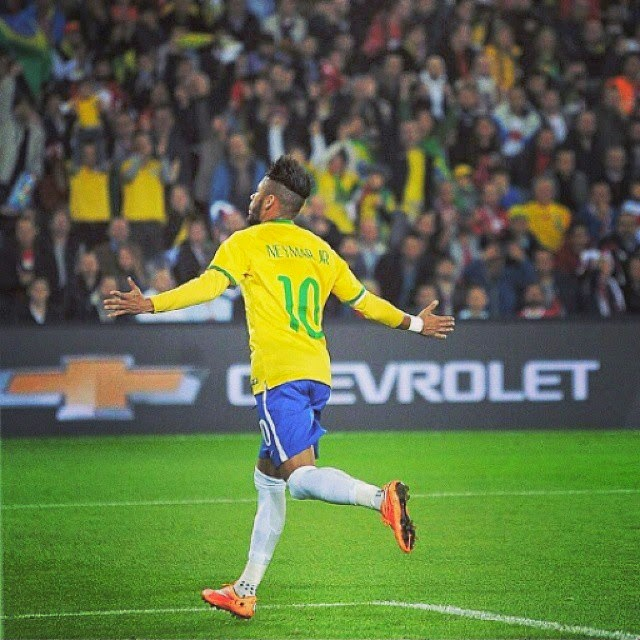 Neymar JR Turkey vs Brazil 2014 ~ Fc Barcelona Photo Neymar Jr Brazil 2014