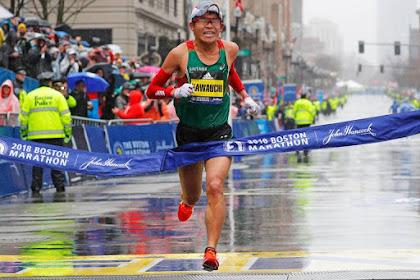 Belajar dari Yuki Kawauchi sang juara Boston Marathon 2018