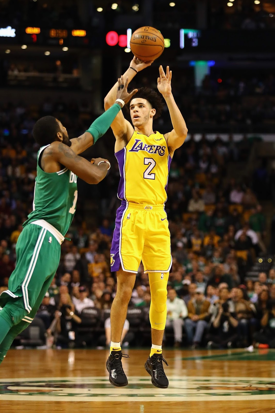 Lonzo Ball Hd Wallpapers Pics Hd Wallpapers Club