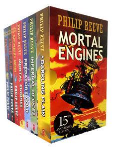 mortal engines box set