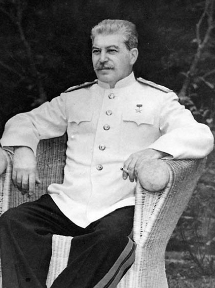 Joseph Stalin Inspirational Quotes