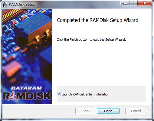 Image%2B002 - RAMDisk - SSD 的十倍快!讓多餘的記憶體來幫你加速電腦,優化效能!